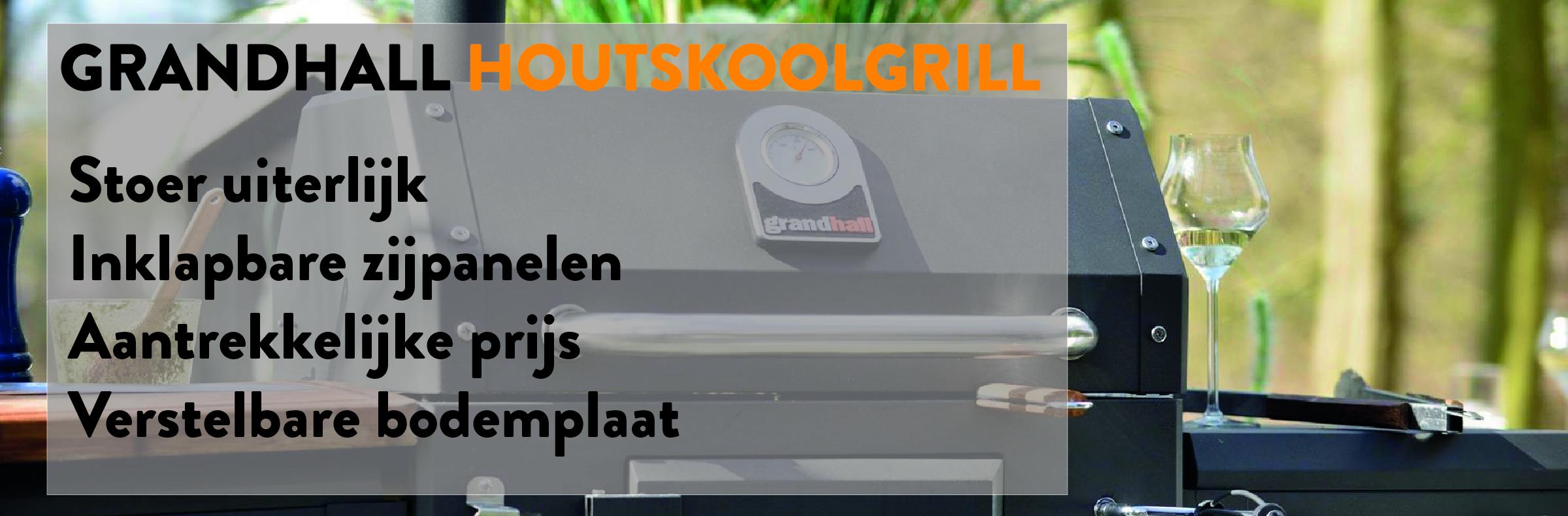 GrillGrates voor kamado grills